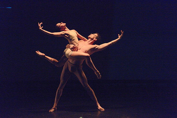 Dimensions Dance Theatre of Miami ,The Space Between Words, courtesy of the company.