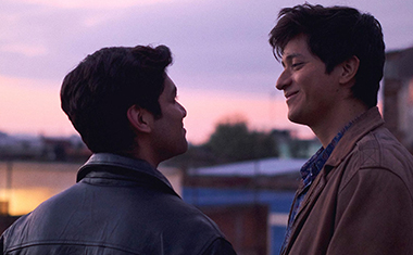 Christian Vazquez, Armando Espitia (Credit: Alejandro Lopez Pineda. Courtesy: Sundance/Sony Pictures Classics)