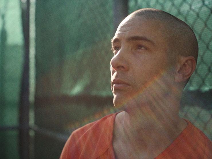 "Tahar Rahim as Mohamedou Ould Slahi in ""The Mauritanian."" Photo courtesy STX Films."