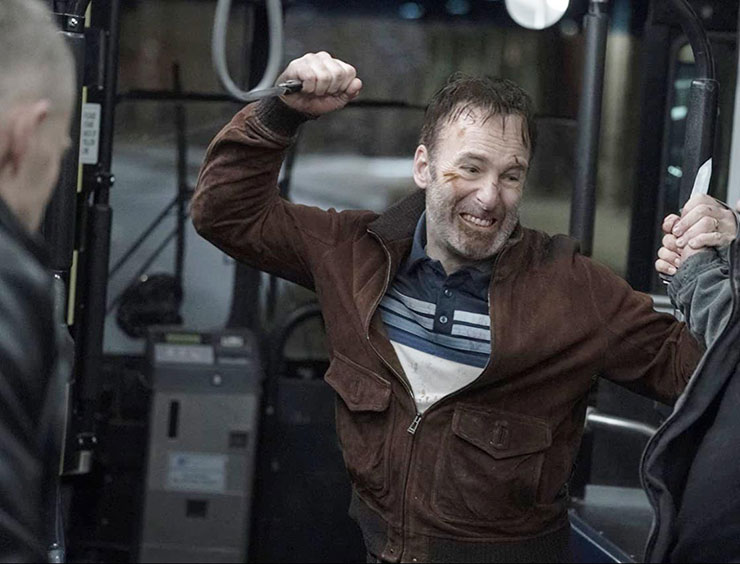 Bob Odenkirk as Hutch Mansell in