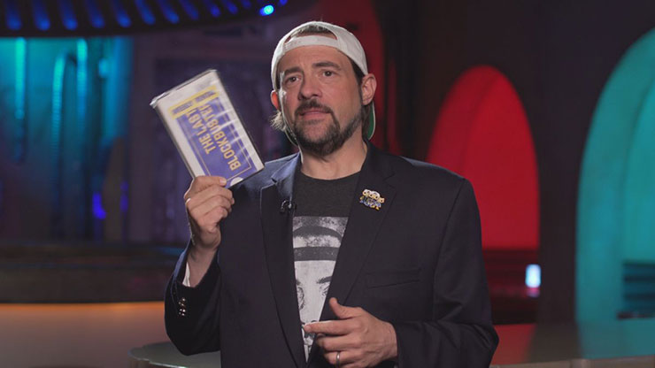 Kevin Smith in