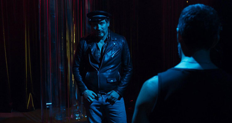 Oliver Masucci in a scene from