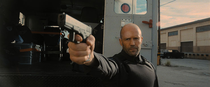 Jason Statham stars as H in director Guy Ritchie's