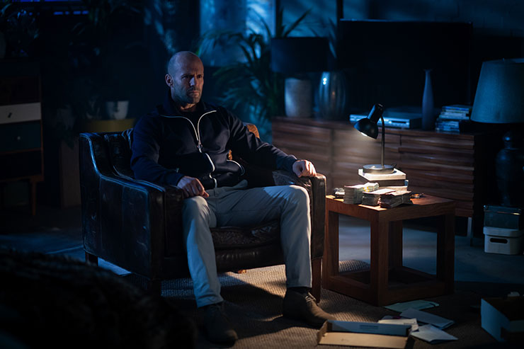 Jason Statham stars as H in director Guy Ritchie,s
