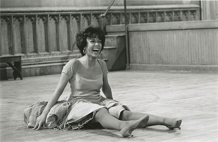 Rita Moreno (Photo courtesy of MGM Media Licensing).