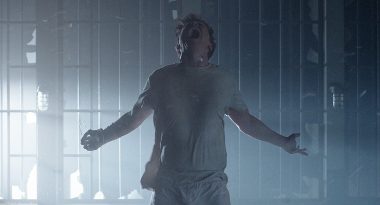 Ruairi O'Connor as Arne Johnson in a scene from