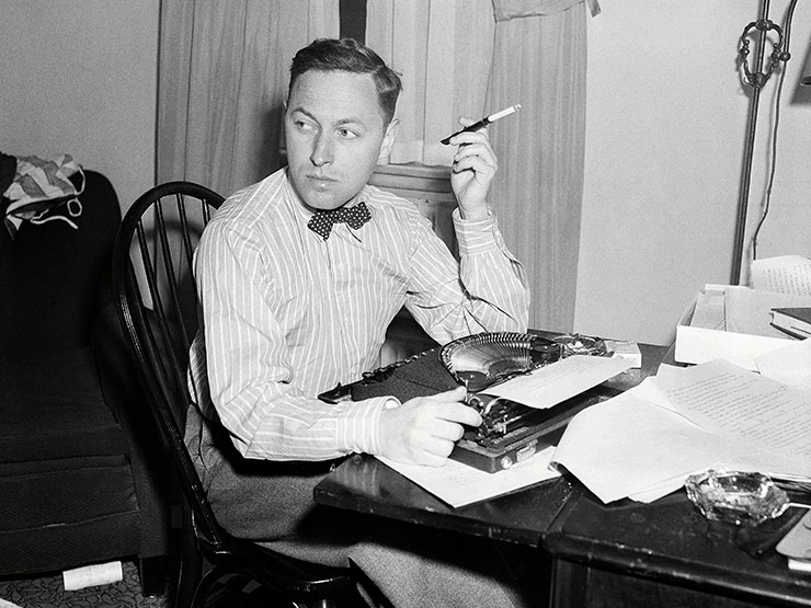 Tennessee Williams (Photo: Shutterstock provided by Kino Lorber).