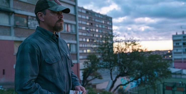Matt Damon in a scene from