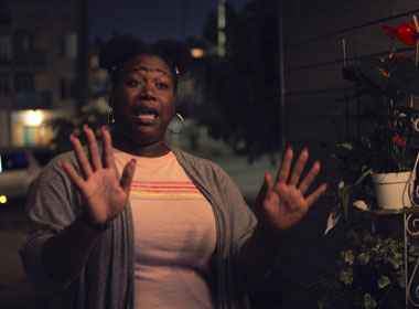 Marquesha Babers in a scene from