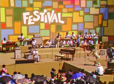 A series of Sunday-afternoon concerts, what became known as the