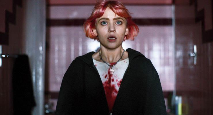 Sierra McCormick in a scene from Sean King O'Grady's