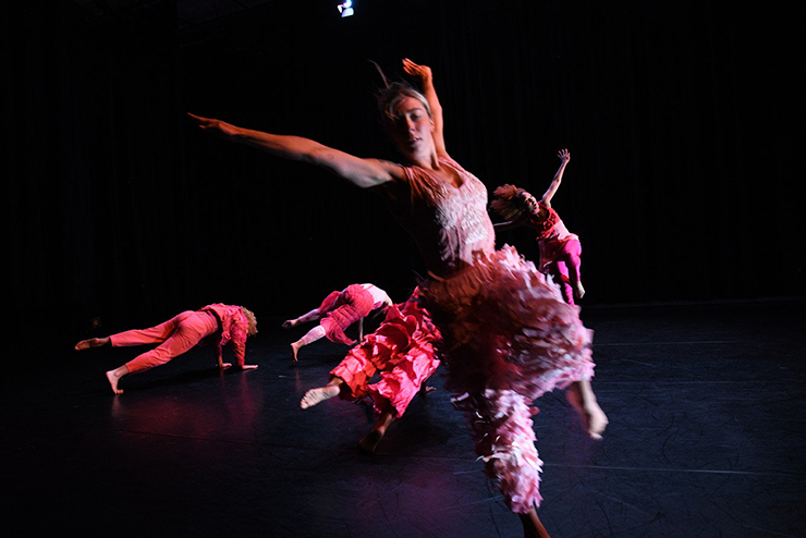 Adele Myers and Dancers Ensemble.