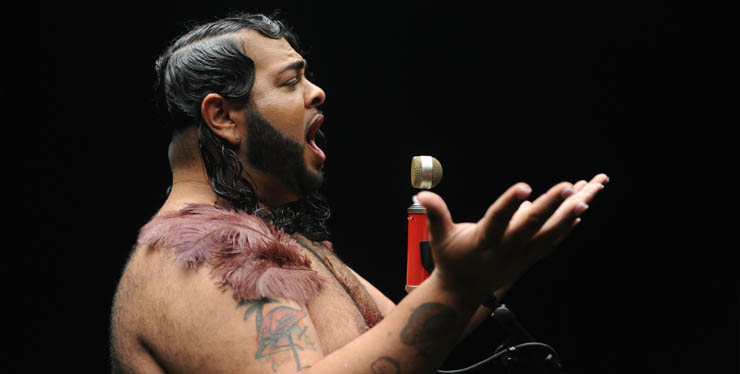 Josue Garcia. (Photo by WorldRedEye.com)