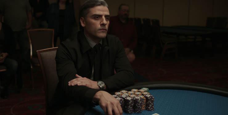 Oscar Isaac in a scene from