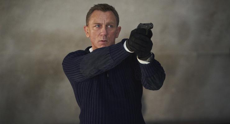 Daniel Craig in a scene from
