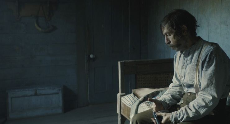Tim Blake Nelson in a scene from