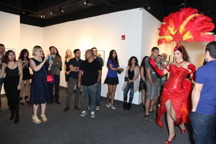 william exhibit erotic artist Original monje